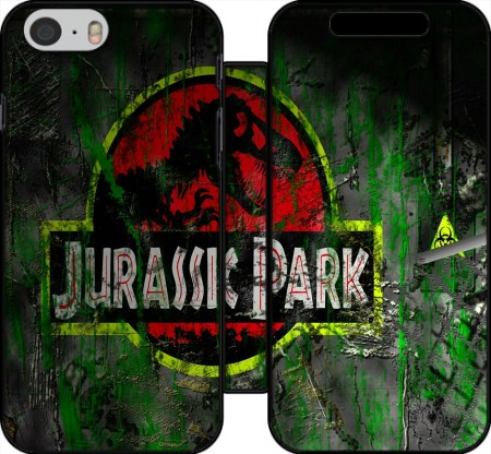 Wallet Case Jurassic park Lost World TREX Dinosaure for Iphone 6 4.7