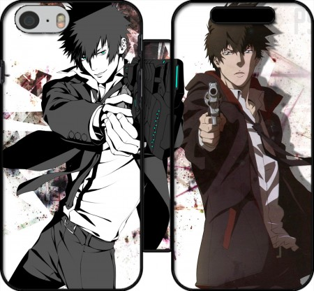 Wallet Case Kogami psycho pass for Iphone 6 4.7
