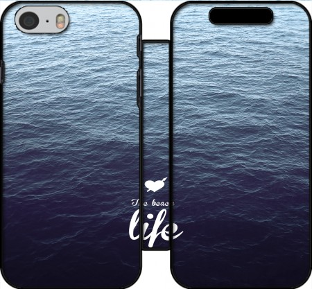 Wallet Case lifebeach for Iphone 6 4.7