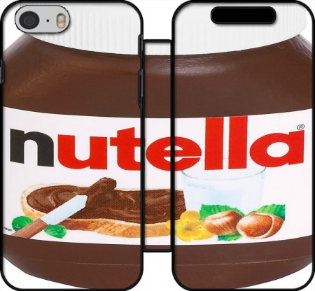 Wallet Case Nutella for Iphone 6 4.7