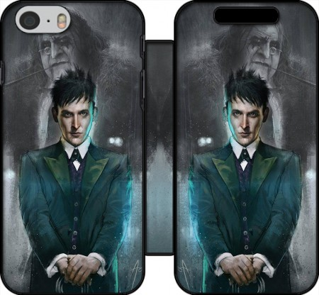 Wallet Case oswald cobblepot pingouin for Iphone 6 4.7