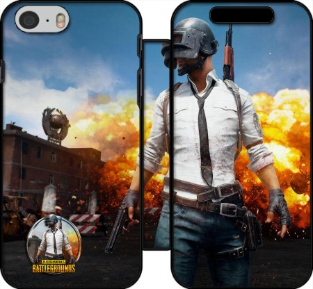 Wallet Case playerunknown s battlegrounds PUBG  for Iphone 6 4.7
