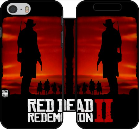 Wallet Case Red Dead Redemption Fanart for Iphone 6 4.7
