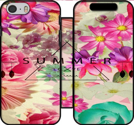Wallet Case SUMMER LOVE for Iphone 6 4.7