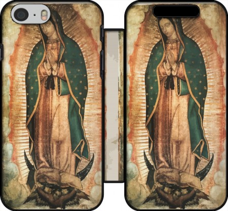 Wallet Case Virgen Guadalupe for Iphone 6 4.7