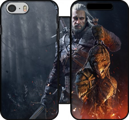 Wallet Case Witcher Fanart for Iphone 6 4.7