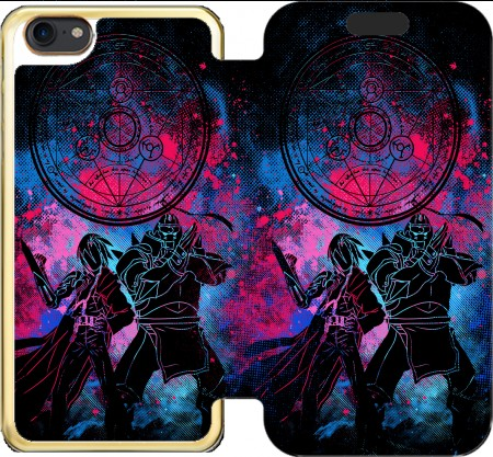 Wallet Case Alchemist Art for Iphone 7 / Iphone 8