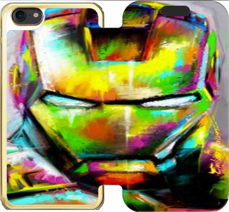 Wallet Case I am The Iron Man for Iphone 7 / Iphone 8