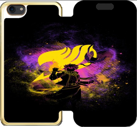 Wallet Case Natsu Dragnir for Iphone 7 / Iphone 8