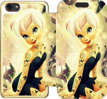 Wallet Case Tinker Bell for Iphone 7 / Iphone 8