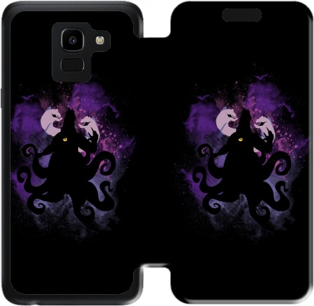 Wallet Case The Ursula for Samsung Galaxy J6 2018