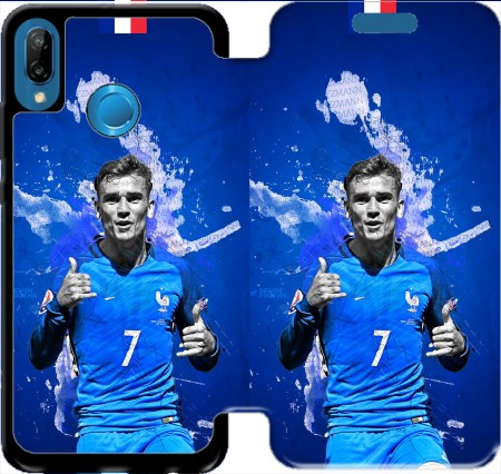 Wallet Case Allez Griezou France Team for Huawei P20 Lite / Nova 3e
