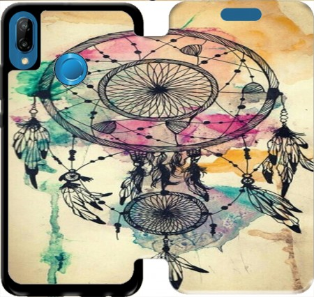 Wallet Case Dream catcher for Huawei P20 Lite / Nova 3e