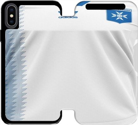 Wallet Case Auxerre Kit Football for Iphone Xs Max