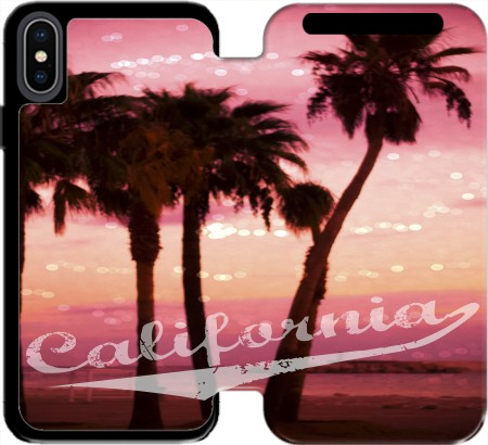 Wallet Case California Love for Iphone Xs Max