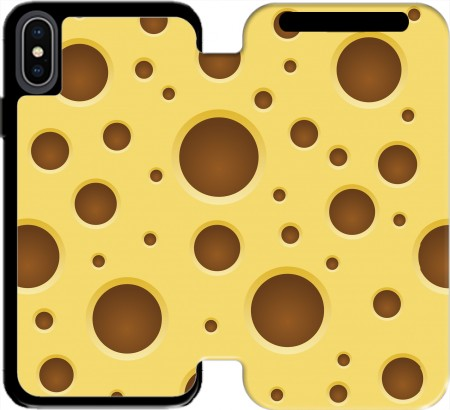 Wallet Case Cheese for Iphone Xs Max