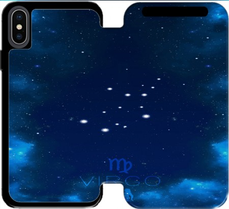 Wallet Case Constellations of the Zodiac: Virgo for Iphone Xs Max