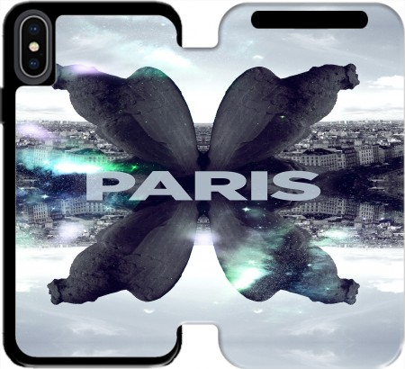 Wallet Case Paris II (3) for Iphone Xs Max
