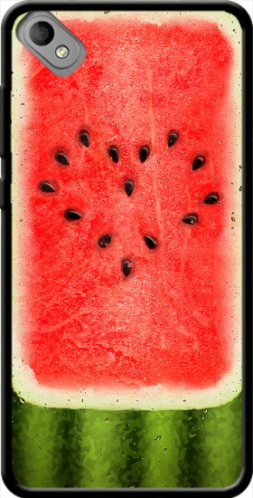Case Summer Love watermelon for Wiko Sunny 2 Plus
