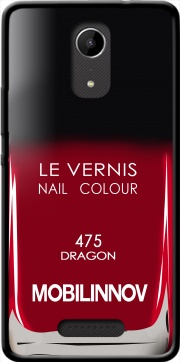 Nail Polish 475 DRAGON Case for Wiko Tommy 2