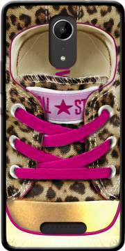 All Star leopard Case for Wiko Tommy 2