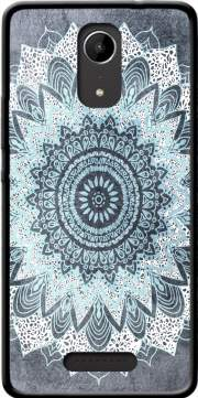 Bohochic Mandala in Blue Case for Wiko Tommy 2
