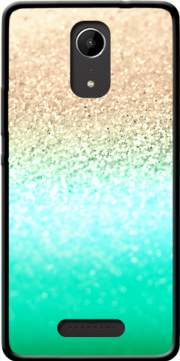 GATSBY AQUA GOLD Case for Wiko Tommy 2
