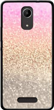 Gatsby Glitter Pink Case for Wiko Tommy 2