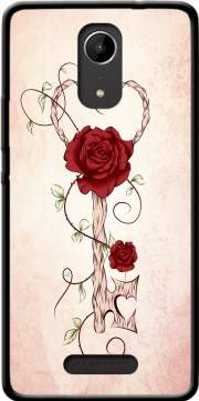 Key Of Love Case for Wiko Tommy 2