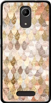 MERMAID GOLD Case for Wiko Tommy 2