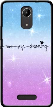 Never Stop dreaming Case for Wiko Tommy 2