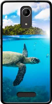 Tropical Paradise Case for Wiko Tommy 2