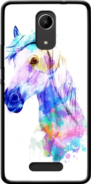 watercolor horse Case for Wiko Tommy 2