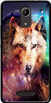 Wolf Imagine Case for Wiko Tommy 2