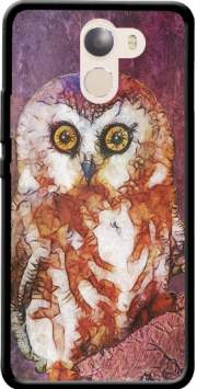 abstract cute owl Case for Wileyfox Swift 2x