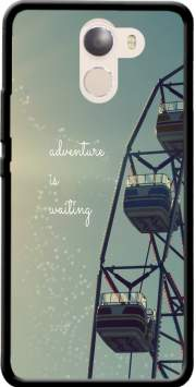 Adventure is Waiting Case for Wileyfox Swift 2x