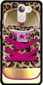 All Star leopard Case for Wileyfox Swift 2x