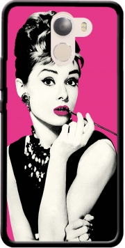 audrey hepburn Wileyfox Swift 2x Case