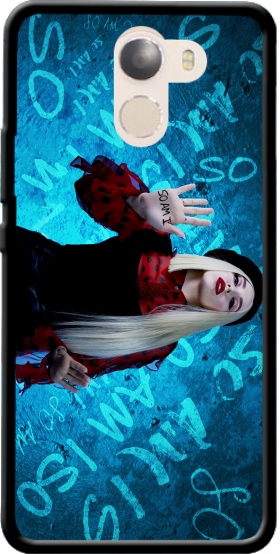 Case Ava Max So am i for Wileyfox Swift 2x