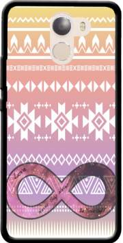 Pink Aztec Infinity Case for Wileyfox Swift 2x