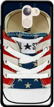 All Star Basket shoes USA Case for Wileyfox Swift 2x