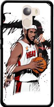 Basketball Stars: Lebron James Case for Wileyfox Swift 2x