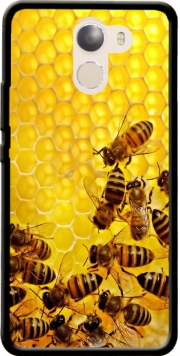 Bee in honey hive Wileyfox Swift 2x Case