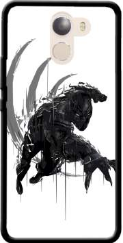 Black Panther claw Wileyfox Swift 2x Case