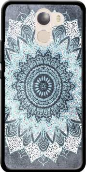 Bohochic Mandala in Blue Case for Wileyfox Swift 2x