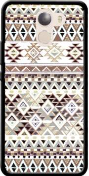 BROWN TRIBAL NATIVE Case for Wileyfox Swift 2x