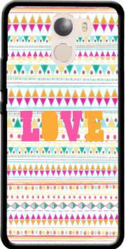 Aztec love candy Case for Wileyfox Swift 2x