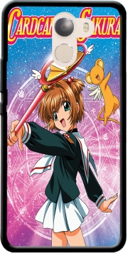 Card Captor Sakura Case for Wileyfox Swift 2x