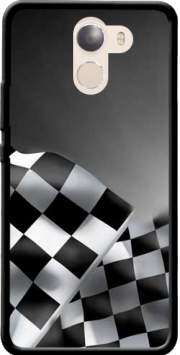 Checkered Flags Case for Wileyfox Swift 2x