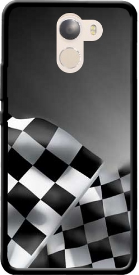 Case Checkered Flags for Wileyfox Swift 2x